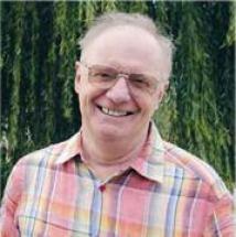 Portrait of Patrick Mulvany
